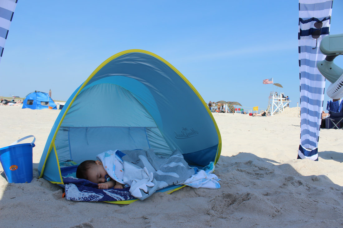 Beach season is upon us and weu0027ve pulled together a list of our favorite gear for your babyu0027s first trip to the ocean as well as some of our family ... & Beach Gear Must-Haves for Baby u0026 Family - Babies u0026 Backbends